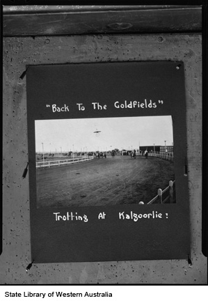 Back to the Goldfields Racing 1927