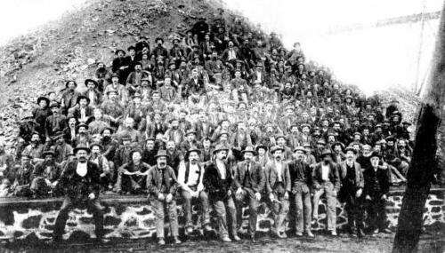1903 Men of Lake View and Star Mine